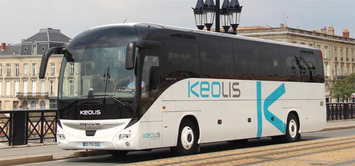 Keolis breidt dienstregeling eind mei verder uit