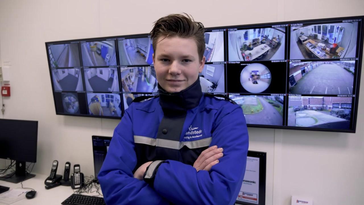 Studenten Landstede helpen gemeente Kampen bij handhaving