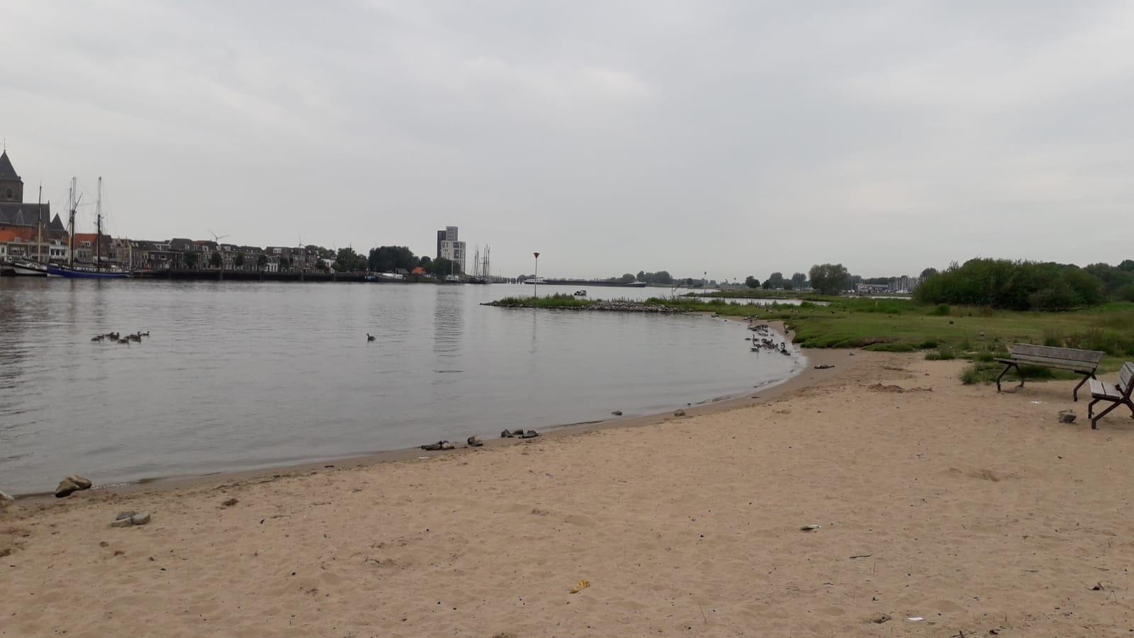 GroenLinks stelt voorwaarden aan horeca op stadsstrandje