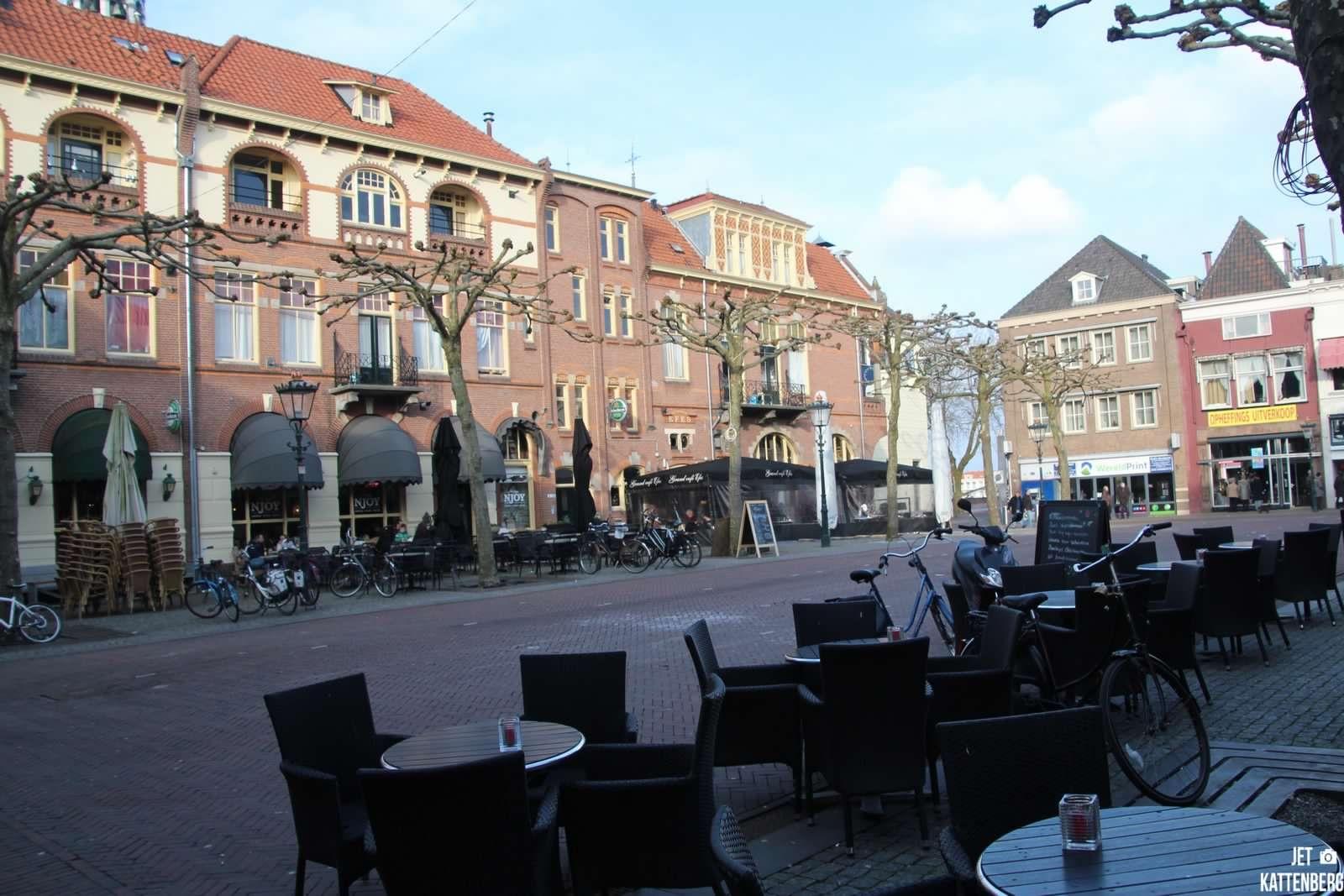 CDA Kampen pleit voor heropening terrassen