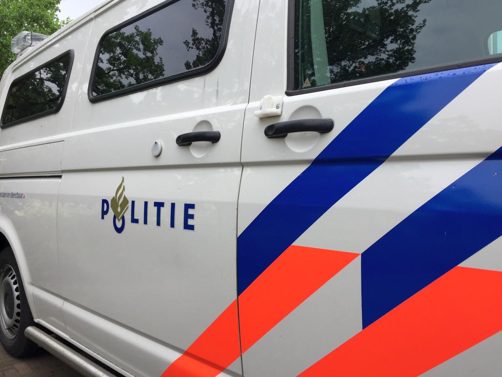 Inzet politiehelikopter levert 2 arrestaties op