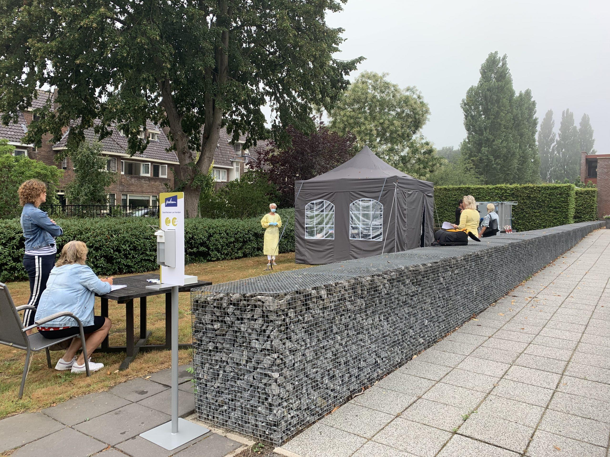 IJsselheem opent eigen Covid-19 testfaciliteit voor medewerkers