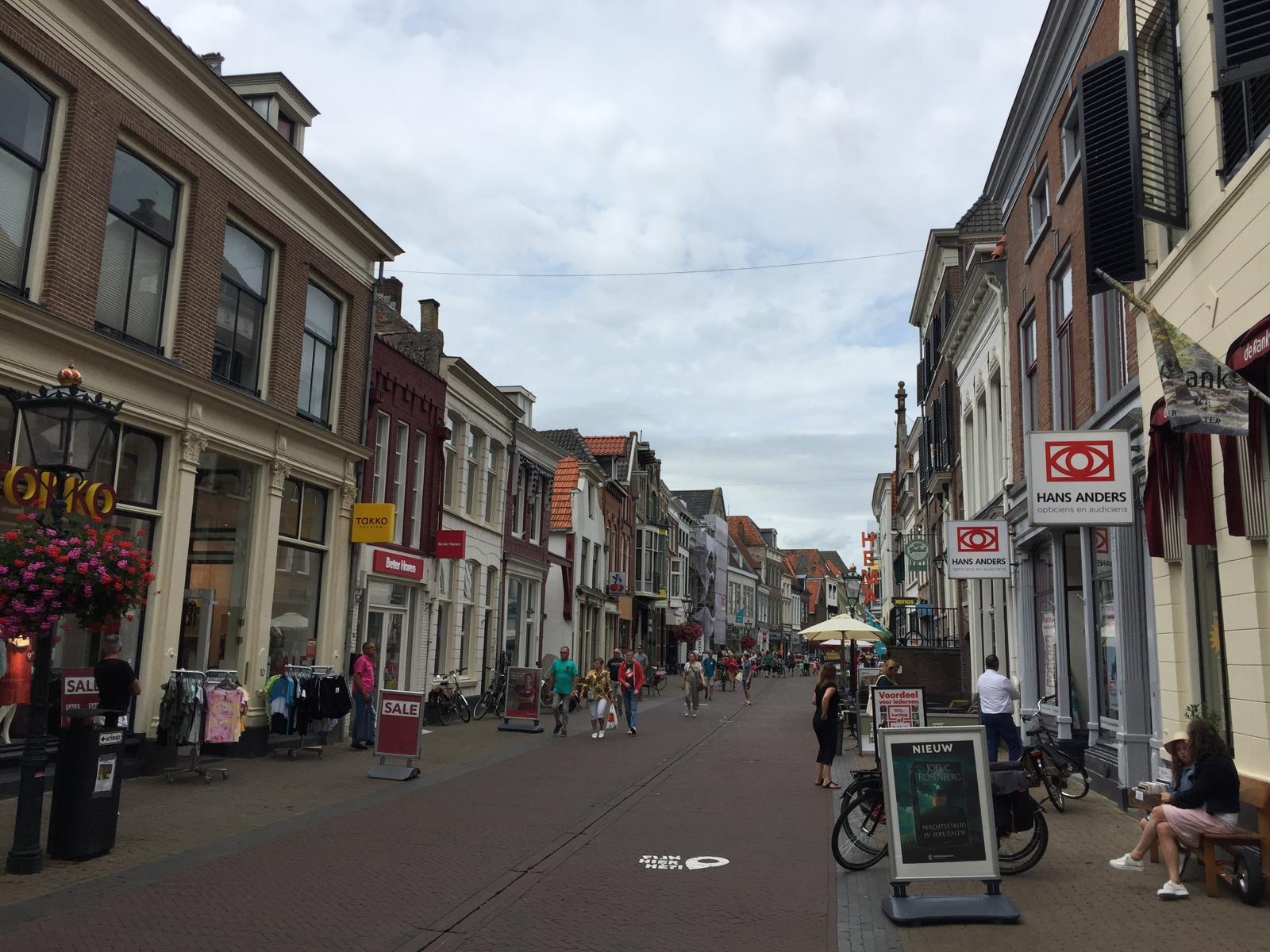 Gemeente Kampen brengt bezorgend verkeer binnenstad in kaart