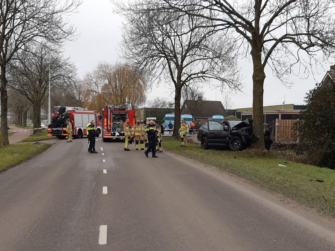 Politie Kampen zoekt getuigen zwaar ongeval Haatlanderdijk