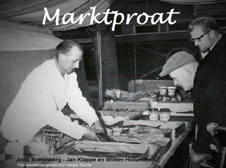 Marktproat: D'olde ABS