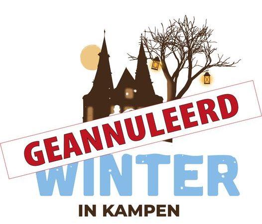 'Winter in Kampen' gaat niet door