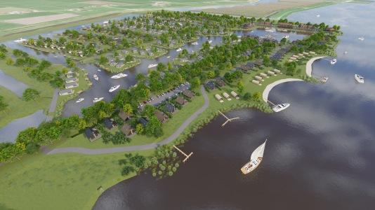 EuroParcs gaat met vakantiepark De IJssel Eilanden voor kwaliteit van buitencategorie