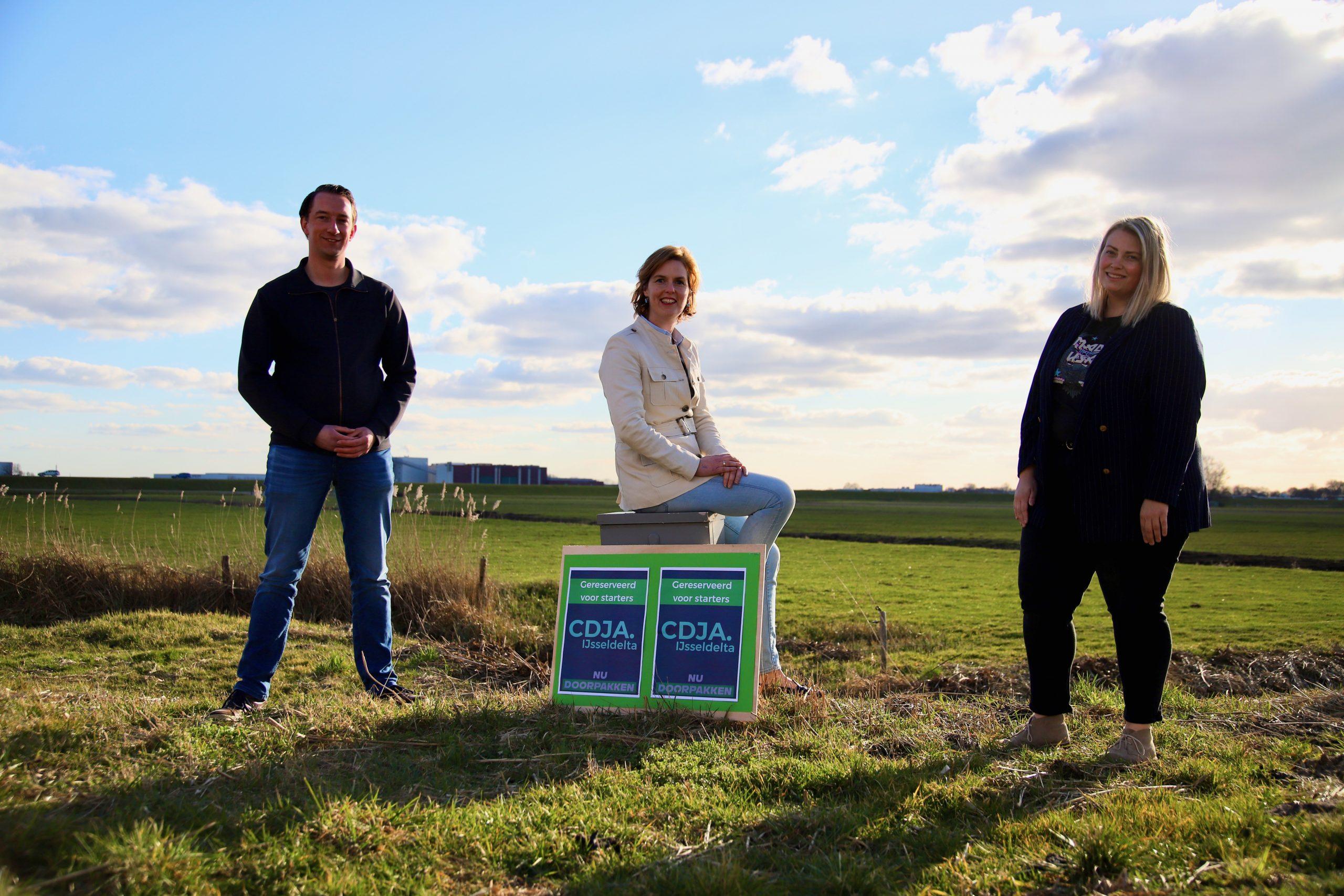CDJA IJsseldelta wil eerlijke kans op betaalbare koopwoning voor starters