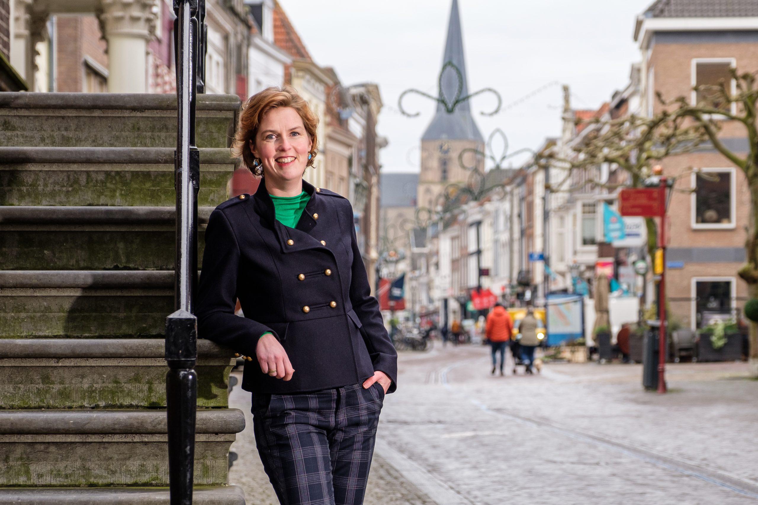 Ga in gesprek met Tweede Kamerlid Hilde Palland (CDA)