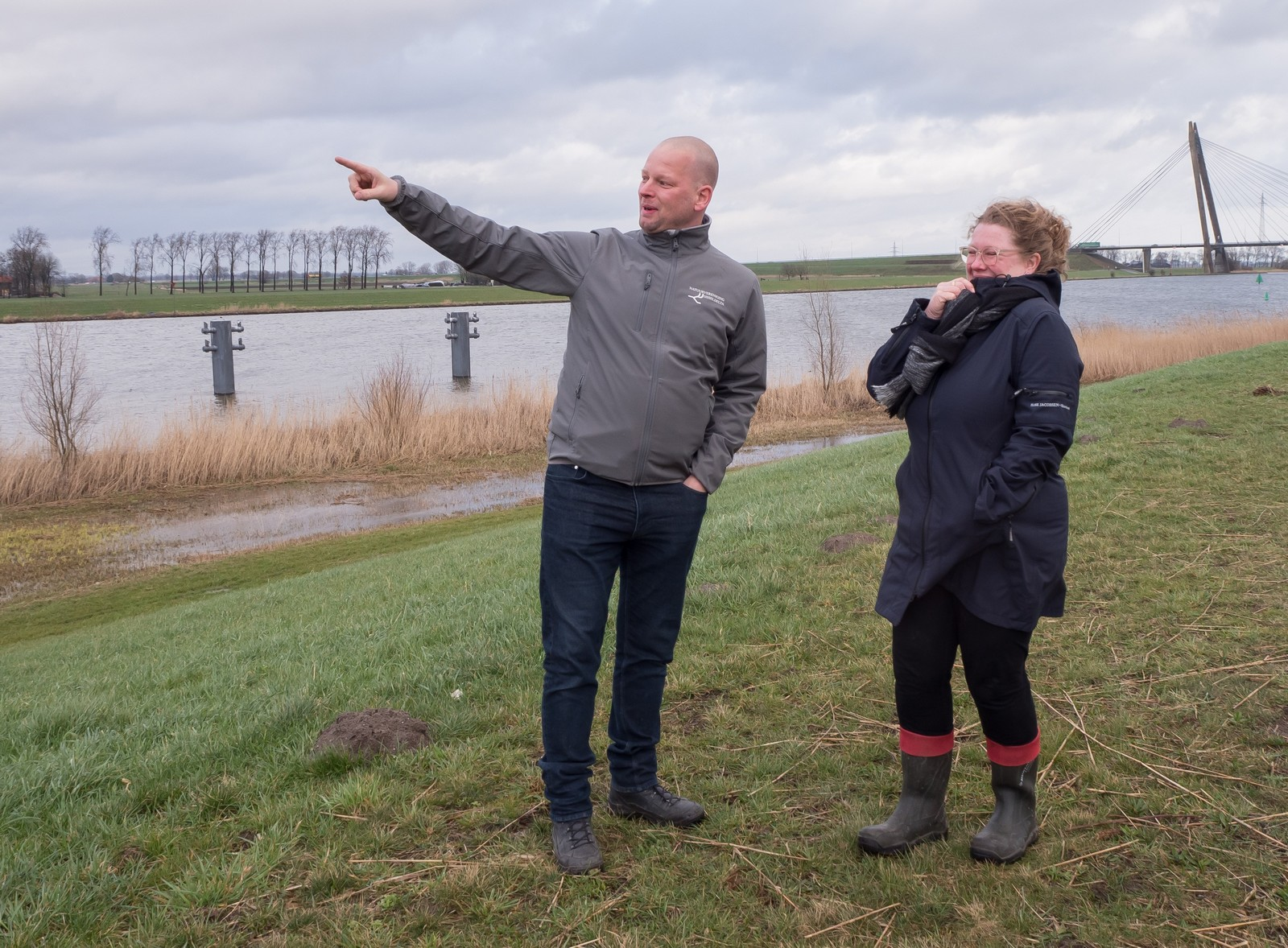 Fotowedstrijd 'Lente in de IJsseldelta'