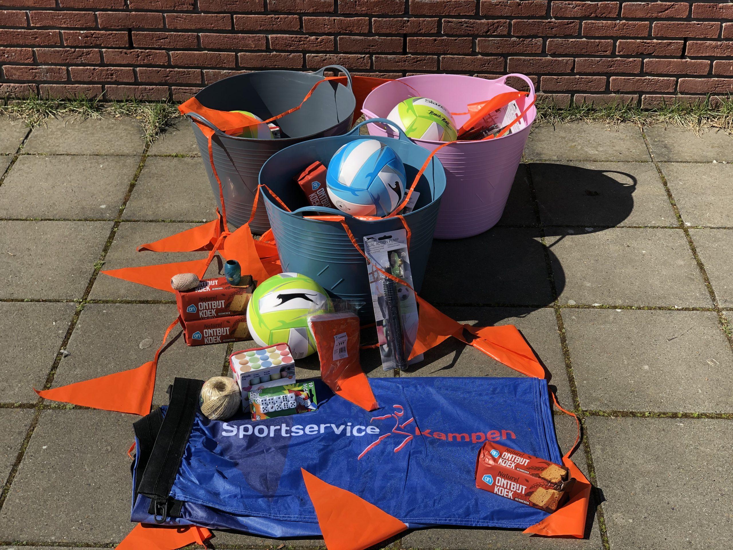 Koningsspelen 2021 gaan in gemeente Kampen wel door