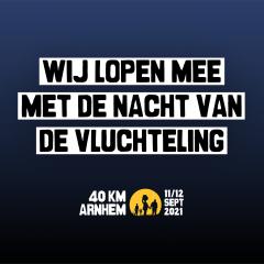 GroenLinks Kampen start wandelteam voor Nacht van de Vluchteling