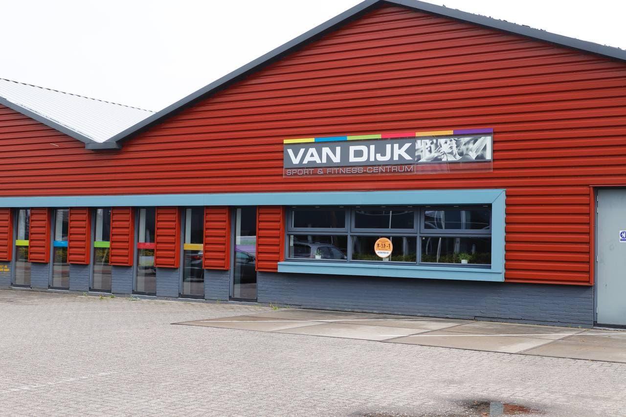 Sport & Fitnesscentrum van Dijk sluit na 41 jaar zijn deuren