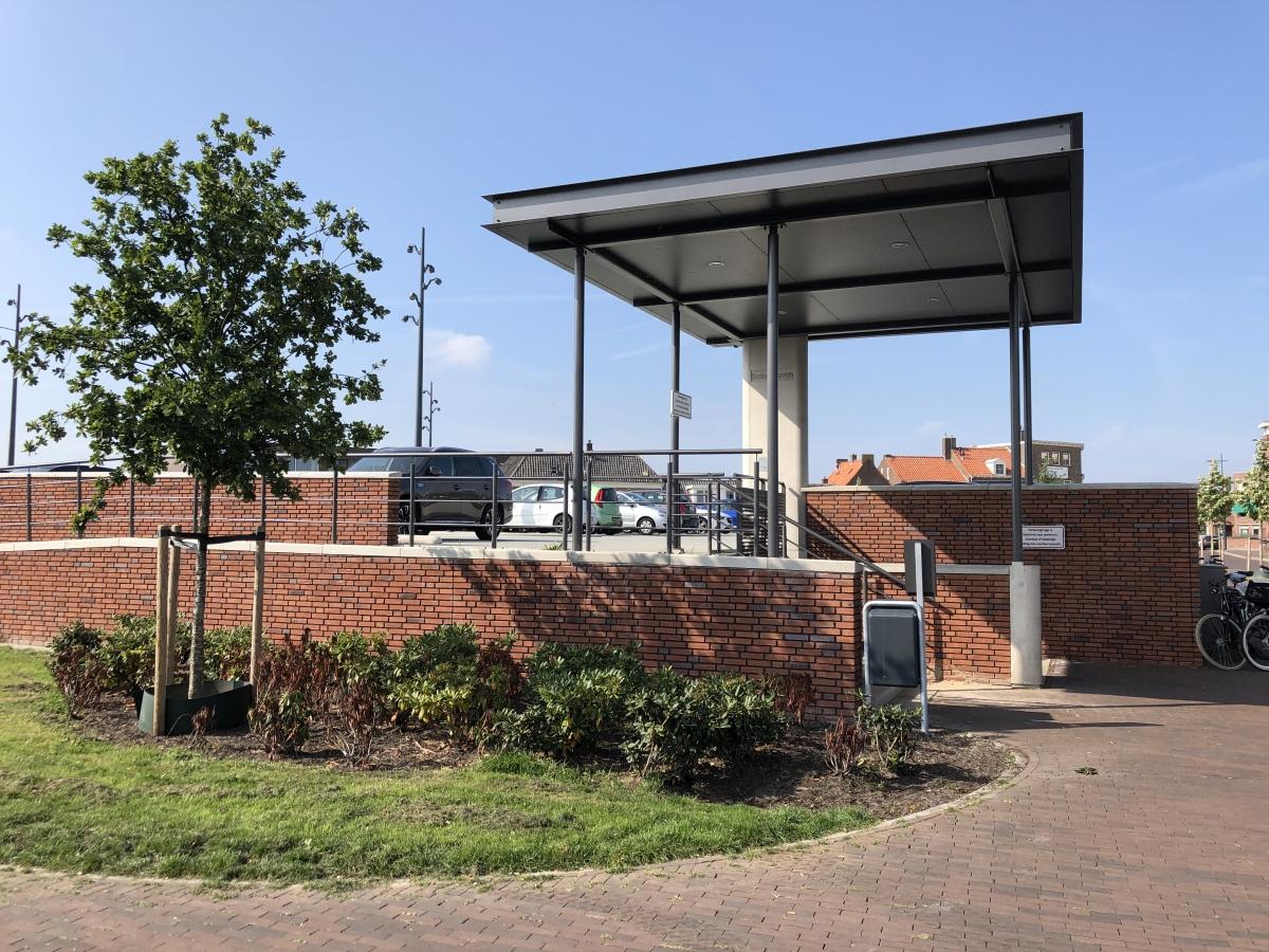 Heibedrijf Van Dieren en gemeente Kampen sluiten boek dossier Parkeergarage Buitenhaven