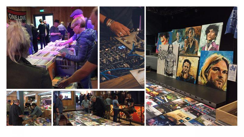 5e editie Platenbeurs in Kampen gaat door