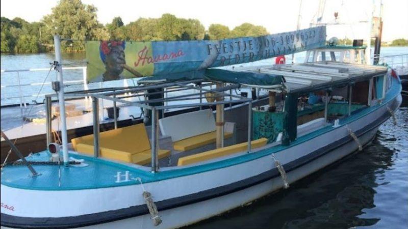 Politie zoekt getuigen vernieling rondvaartboot Havana