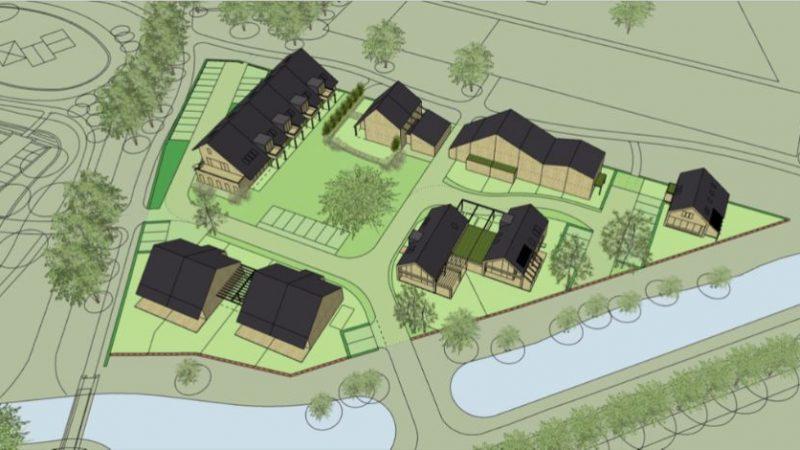 30 oktober informatiebijeenkomst voor koop- en huurwoningen bij Groene Buren Kampen