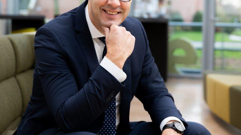 Jan Peter van der Sluis kandidaat lijsttrekker ChristenUnie
