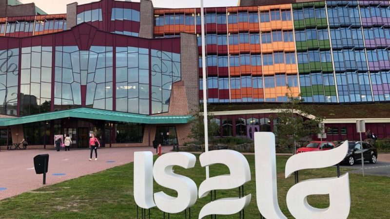 Vanaf maandag 25 oktober weer mondneusmasker verplicht bij Isala Zwolle